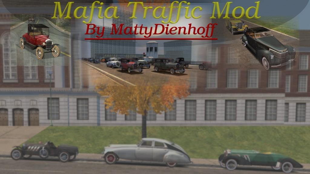 Mafia Traffic Mod 2.5