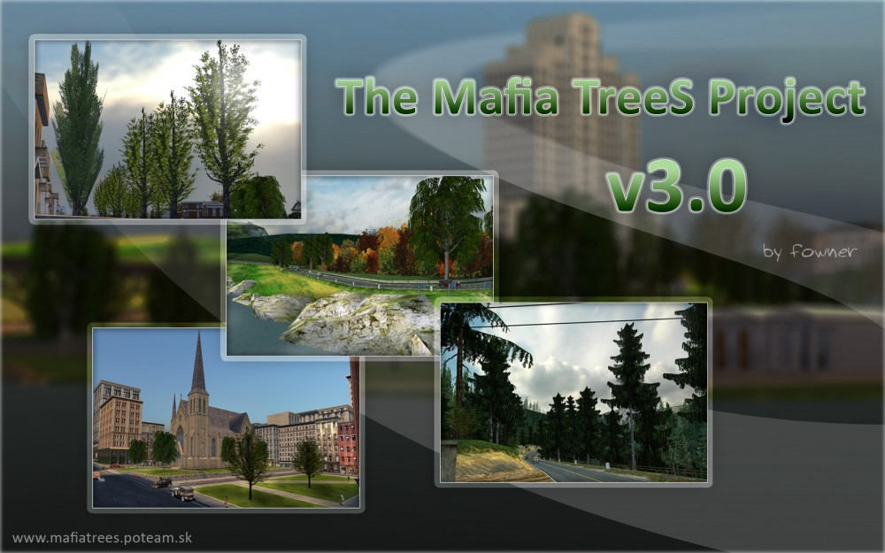 Mafia Trees Project 3.0 © fOWNER