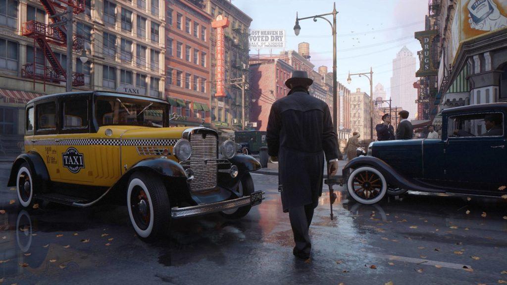 Itt vannak a Mafia remaster első képei…