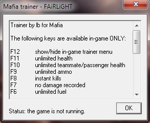 mafiatrainer